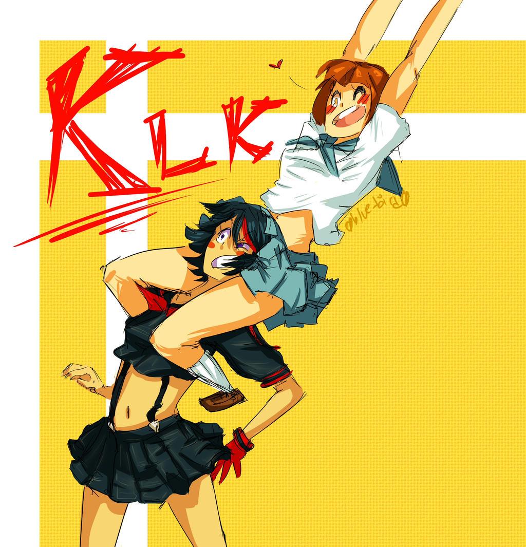 Kill La Kill by Sogequeen2550