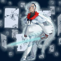 PMMM Crossover: Weiss by Sogequeen2550