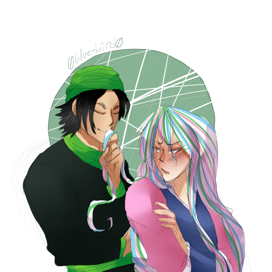Cocosani: Hair Kiss By Sogequeen2550 On DeviantArt