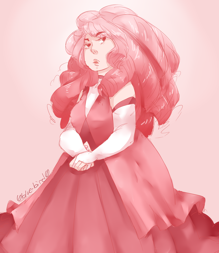 Homeworld Rose Quartz