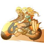 Freezerburn- Ride