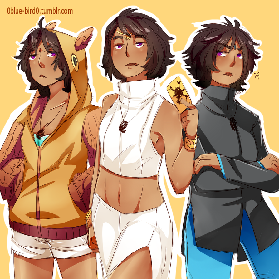 Film Gold- Indali's Outfits by Sogequeen2550