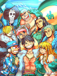 One Piece- 20th Anniversary