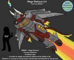 #006M+: Mega Oxhaust