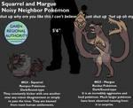 #024-025: Squarrel and Margue
