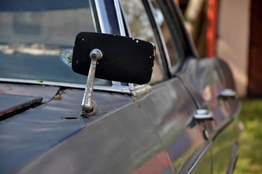 Rearview Chevrolet Impala 1966
