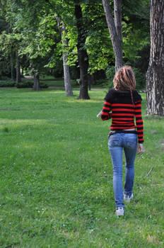 Just a walk around the park