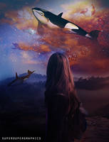 FANTASY EDIT: THE SEA IN THE SKY by highkiisavage