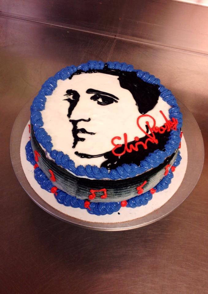 Elvis Cake 2014 by Crosseyed-Cupcake