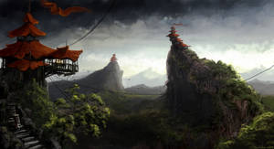 The Pilgrimage by Ben-Andrews