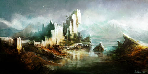 Fortress by Ben-Andrews