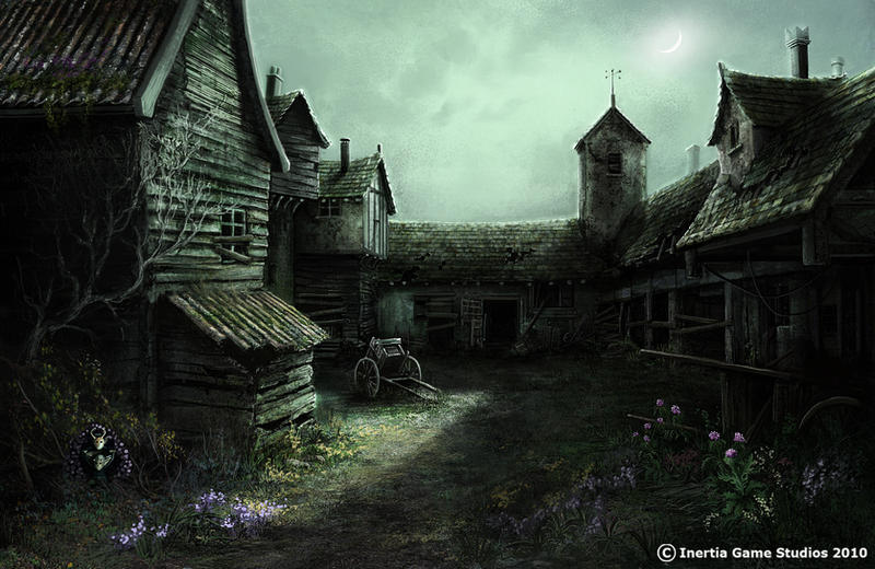 farmyard by Ben-Andrews