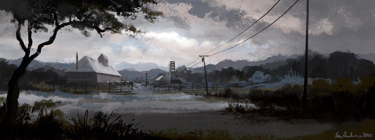 speedpaint_03 by Ben-Andrews
