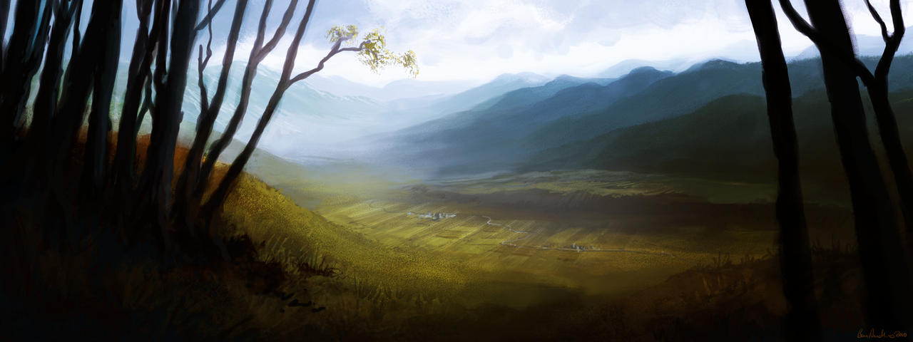 speedpaint_07 by Ben-Andrews