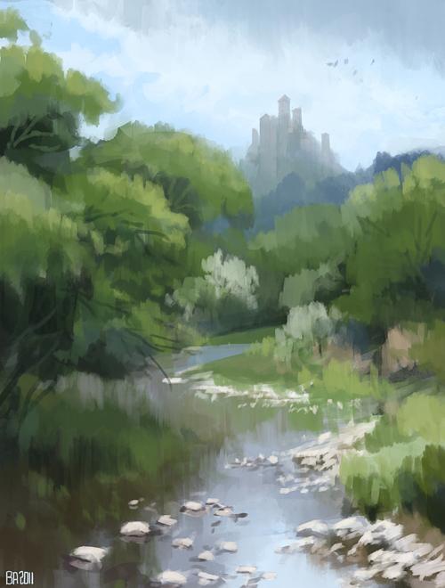 Stream by Ben-Andrews