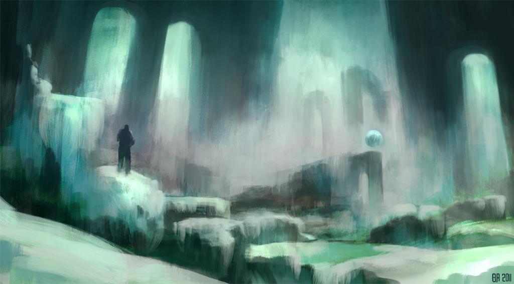 under_ice by Ben-Andrews