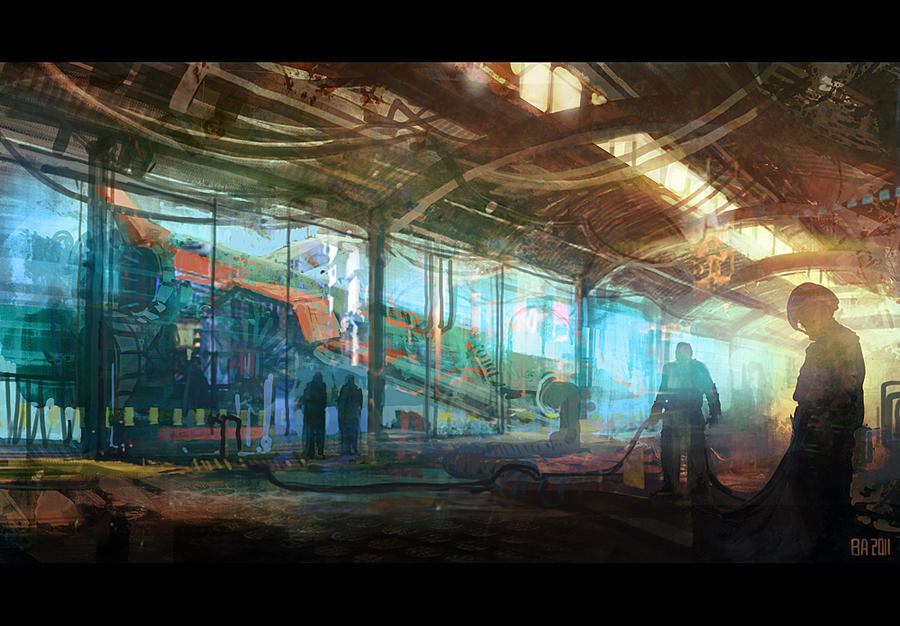 Quarantine by Ben-Andrews