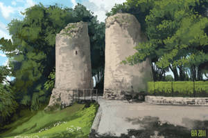 gate_ruins by Ben-Andrews
