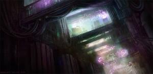 Amnesia: A Machine for Pigs - Tesla Field