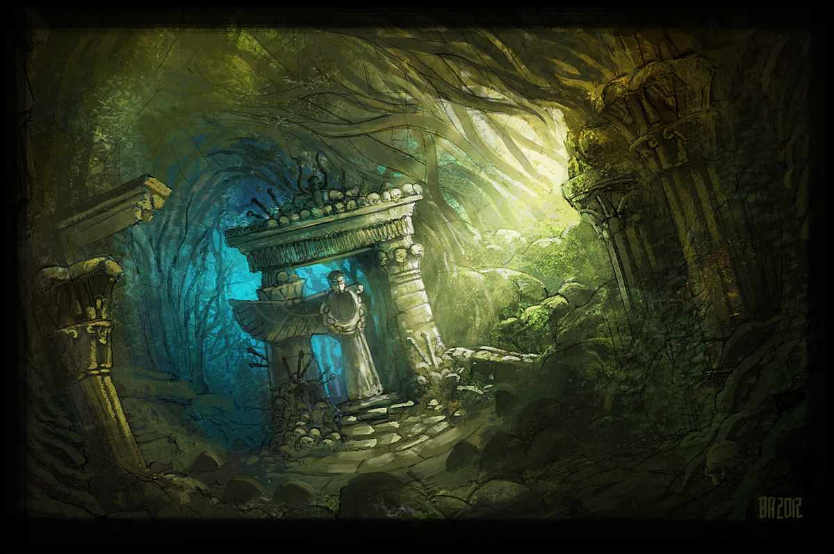 shrine by Ben-Andrews