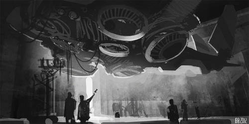 hangar by Ben-Andrews