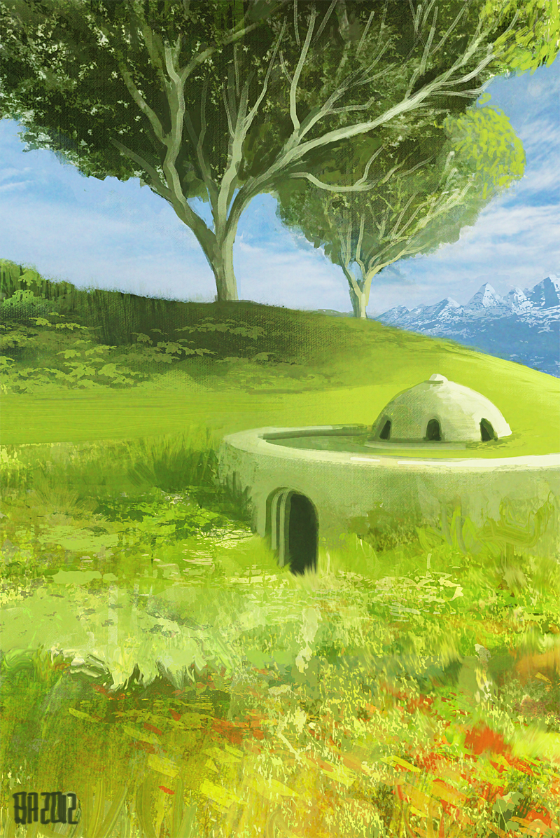 habitation_3 by Ben-Andrews