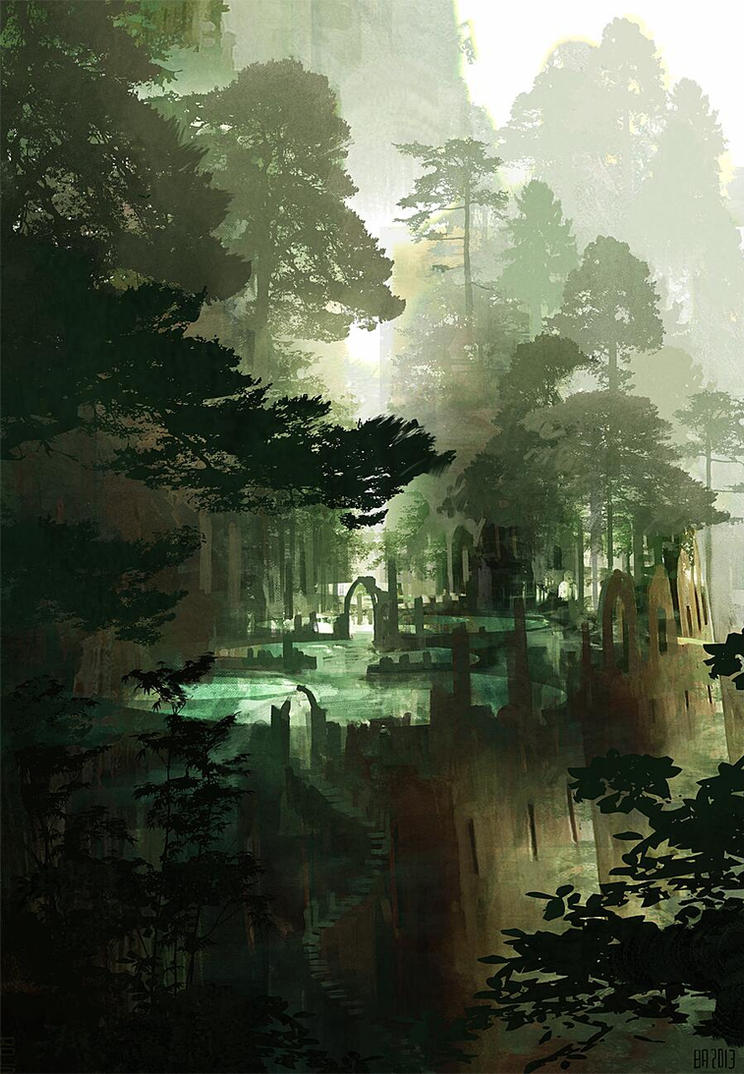 forest_temple by Ben-Andrews