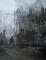 dark_ruin_2 by Ben-Andrews