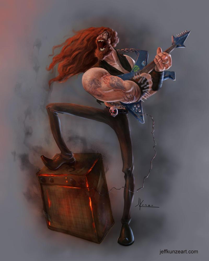 Heavy Metal by JeffKunze