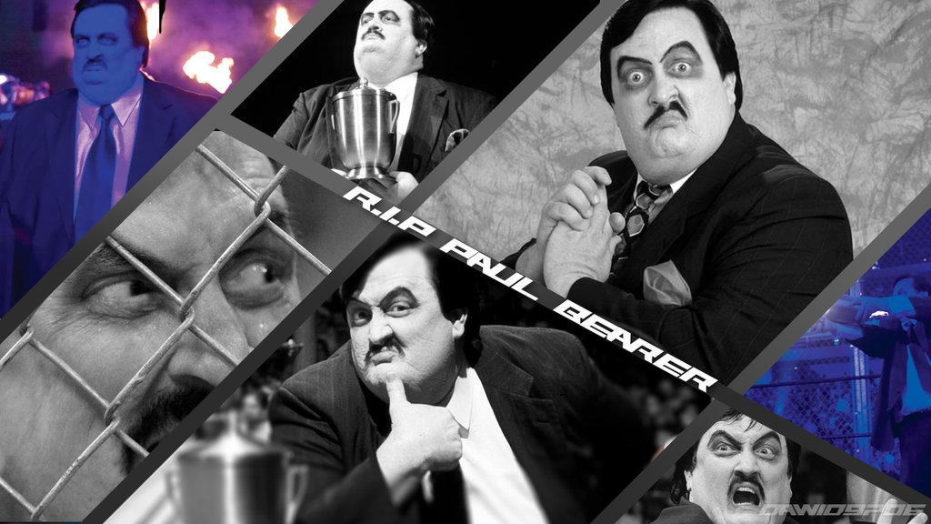 R.I.P Paul Bearer Tribute *HD* by dawid9706