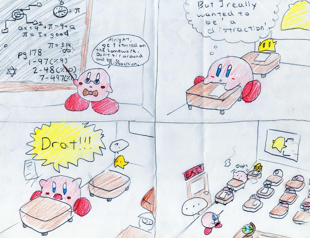 Kirby comic 10 drat by arceusdrago on deviantart kirby comic 10 drat by arceusdrago voltagebd Image collections