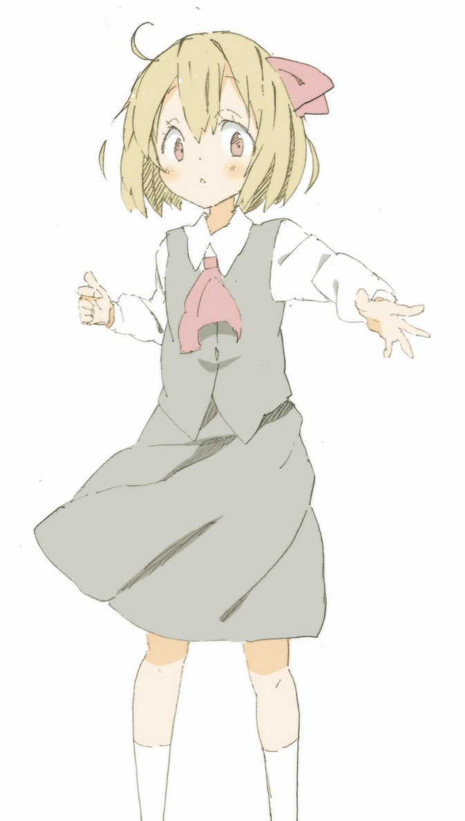 rumia by miyach
