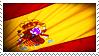 Spain stamp by Aerum