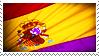 Spanish republic stamp by Aerum