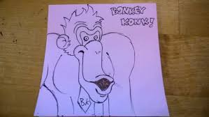 this is bonkey konk MY oc by YOSHIKING2001