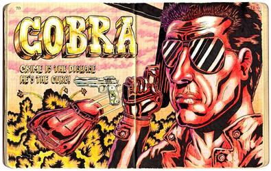 Cobra by benjaminmarra