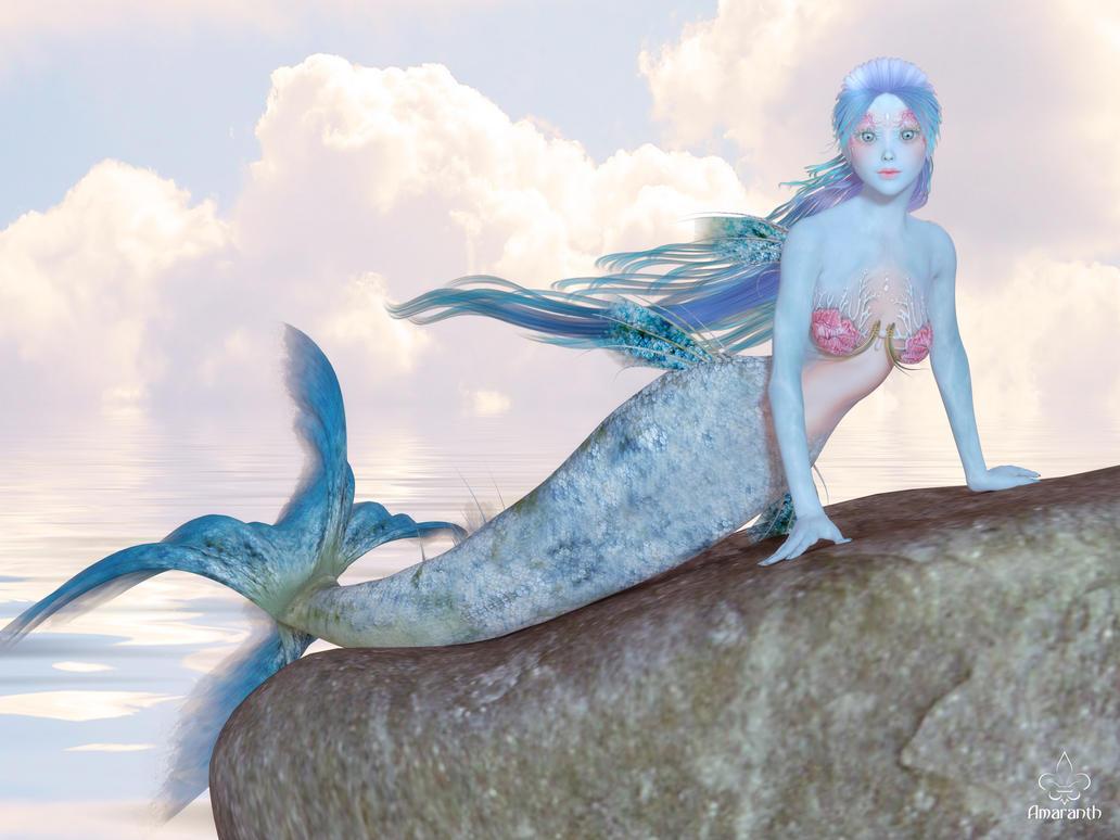 Seamaiden by art-by-Amaranth