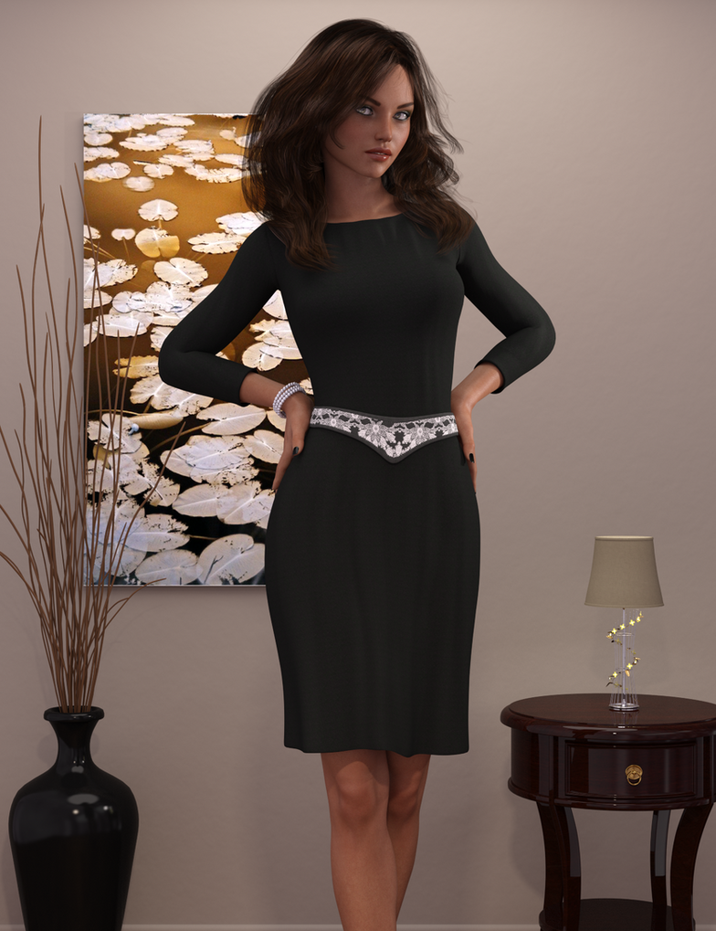 Classydress outfit by art-by-Amaranth