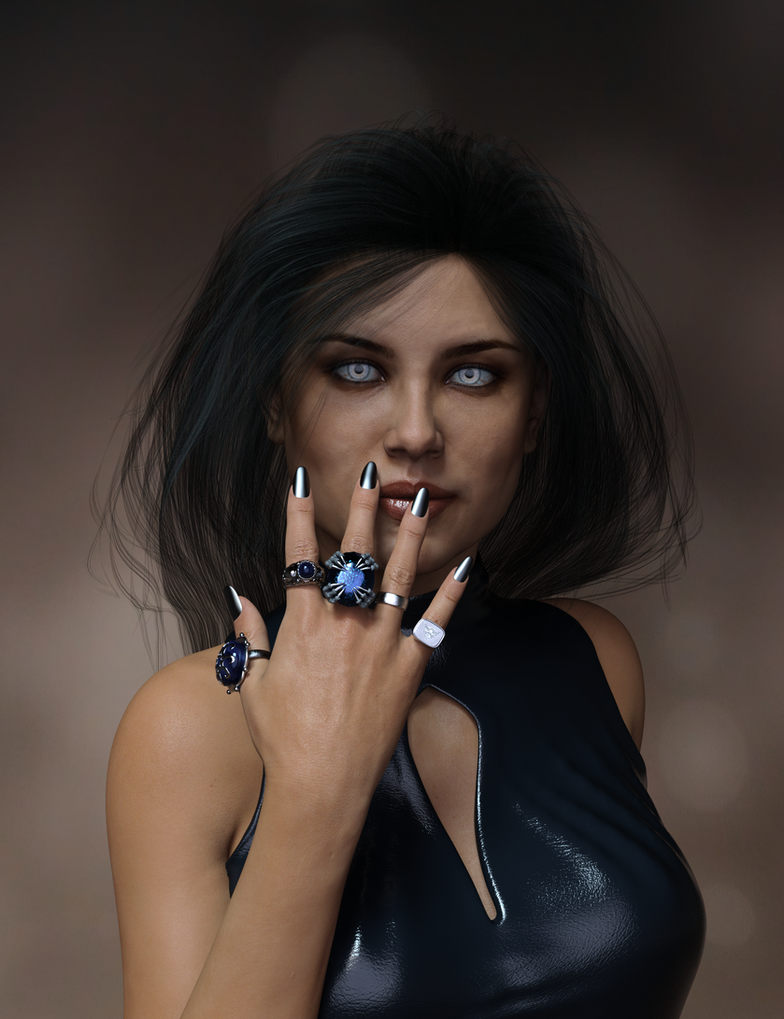 Unforsaken by art-by-Amaranth