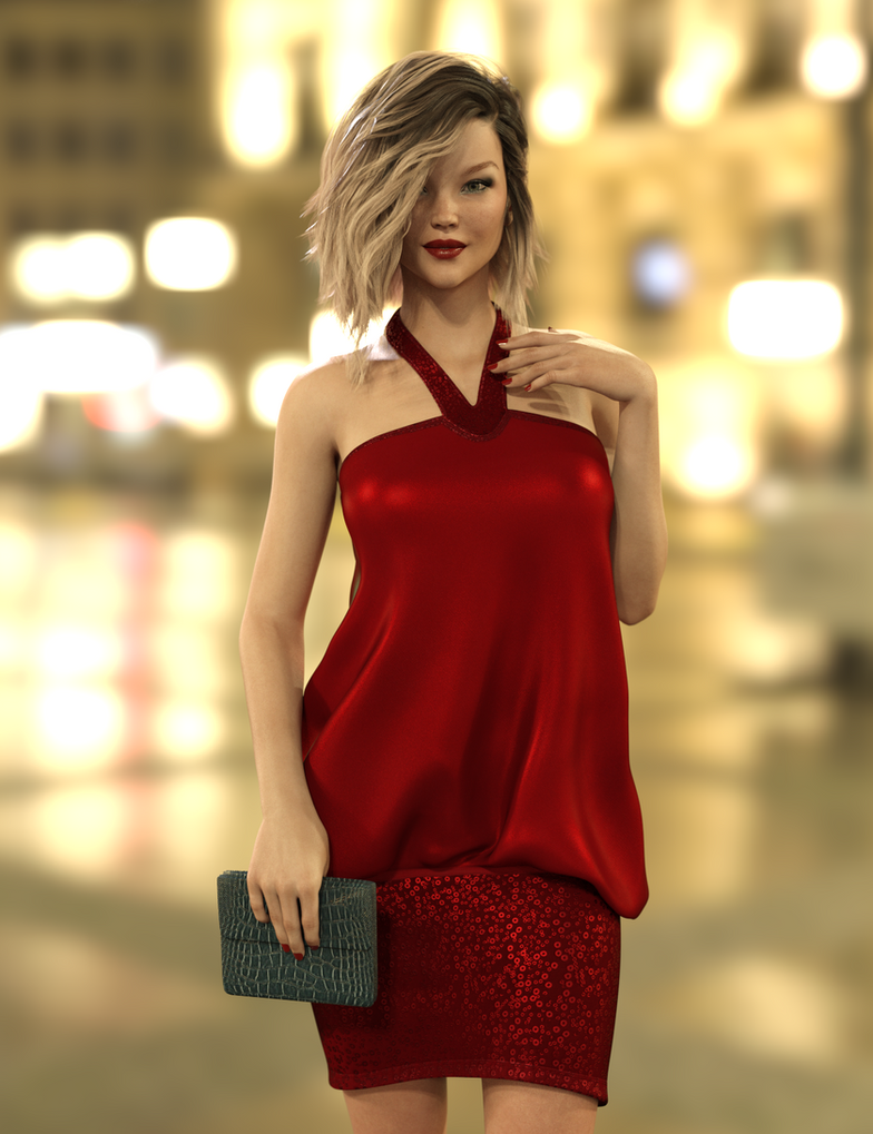 Felicity outfit by art-by-Amaranth