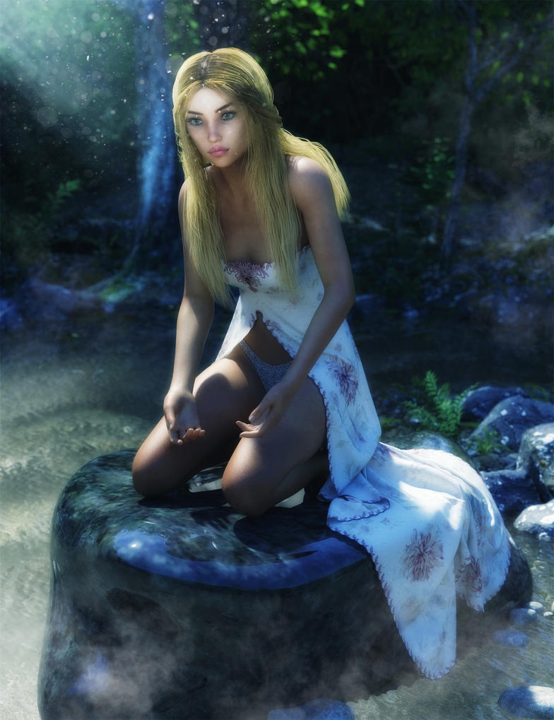Romantic by art-by-Amaranth