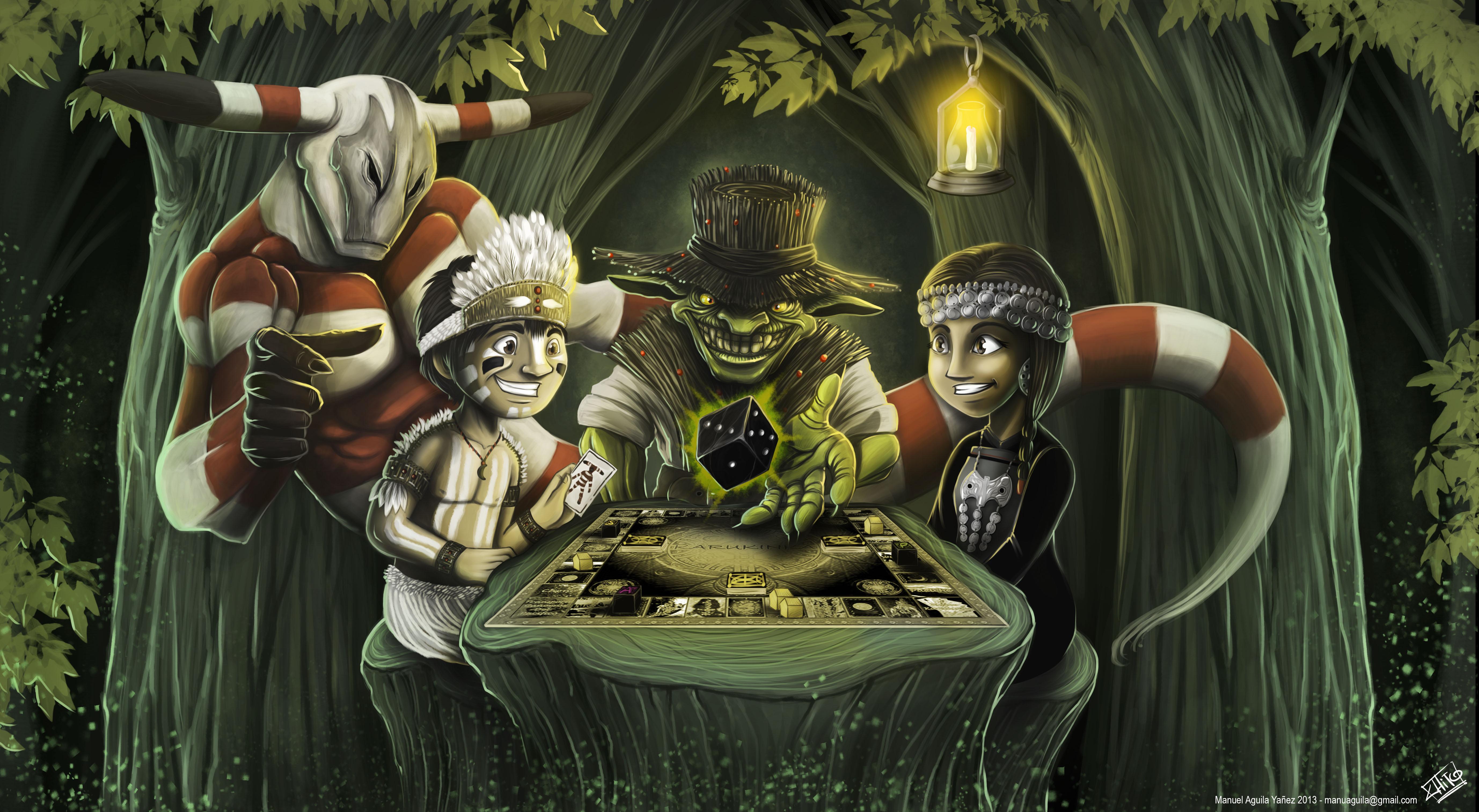 Boardgameart
