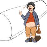 Hiro hamada Bit Bigger Hero 6