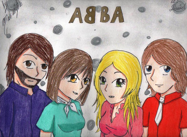 ABBA by mahuistic