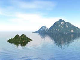 Distant Islands V2 by theyreafteryou