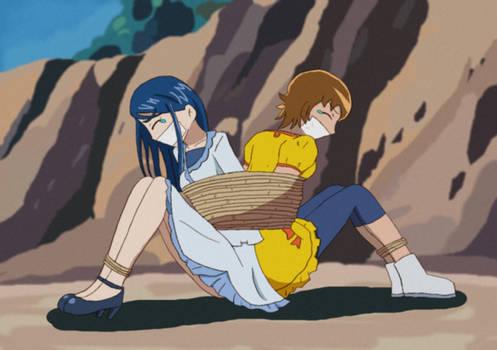 Karen and Itsuki