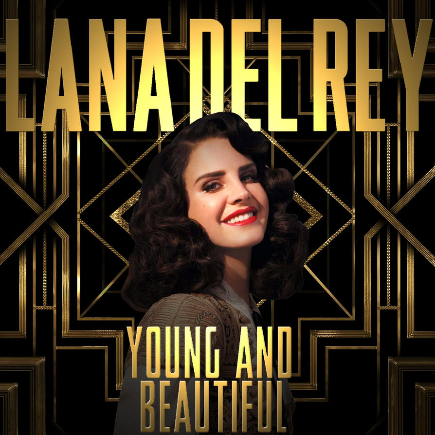 Lana Del Rey Young And Beautiful - Single by cal2021 on ...