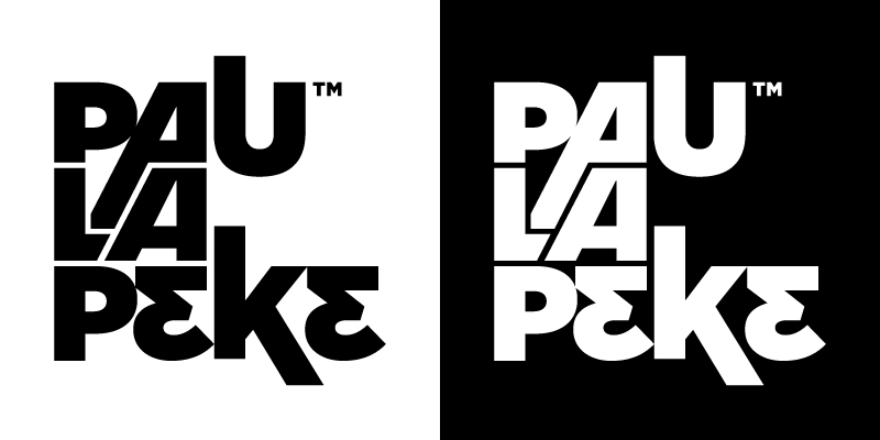LOGOTYPE by paulapeke