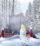 First Snow Deidara