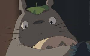 Totoro :vector: by SasukeRoxMySox2